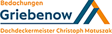 Bedachungen Griebenow Logo